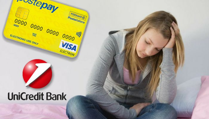 carte di credito conti correnti