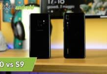 Huawei P20 vs Galaxy S9