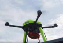 drone medico 5G
