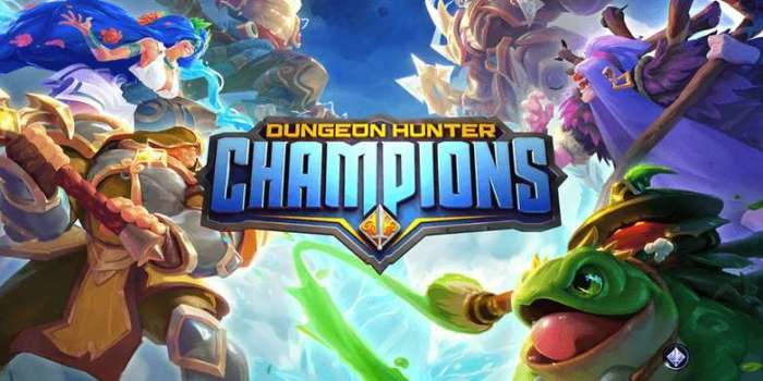 giochi Android Dungeon Hunter Champions