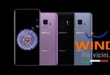 Samsung Galaxy S9 e 10 GB a soli 15 euro con Wind