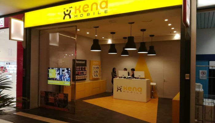 Kena Power: 1000 minuti, 50 SMS e 20GB a 5€