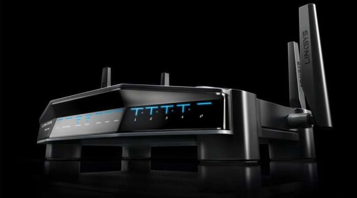 router Linksys XBox