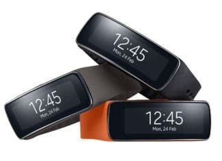 samsung Gear Fit Plus