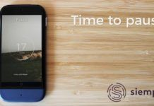 Applicazione che combatte la dipendenza da smartphone