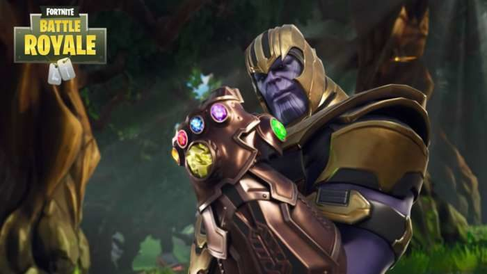Fortnite: come trovare il guanto dell'Infinito di Thanos