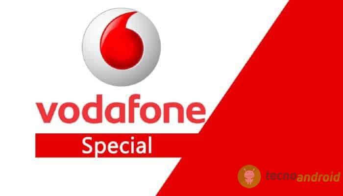 vodafone 4g special