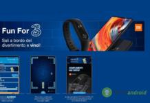 offerte 3 Italia concorso Xiaomi