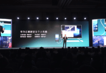 Huawei app smartphone Windows 10