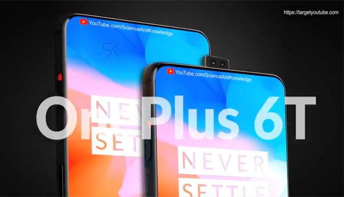 OnePlus 6T will be on sale this October: in the US with T-Mobile