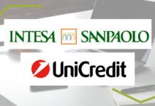 Intesa SanPaolo e Unicredit