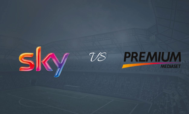 Sky ha battuto Mediaset ufficialmente: Serie A e Champions League in esclusiva