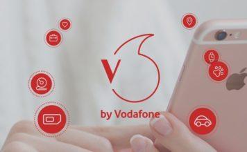 V by Vodafone smartband