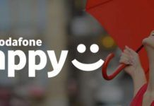 Vodafone Happy regalo