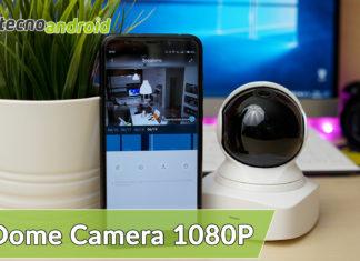 YI Cloud Dome camera
