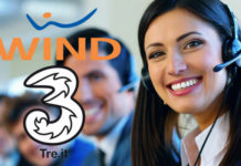 wind tre call center