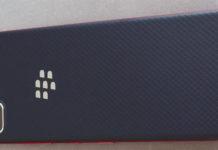 BlackBerry KEY2 Lite si mostra in questa prima immagine