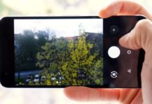 Fotocamera smartphone Android