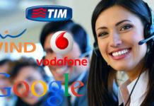 Google Telefono call center