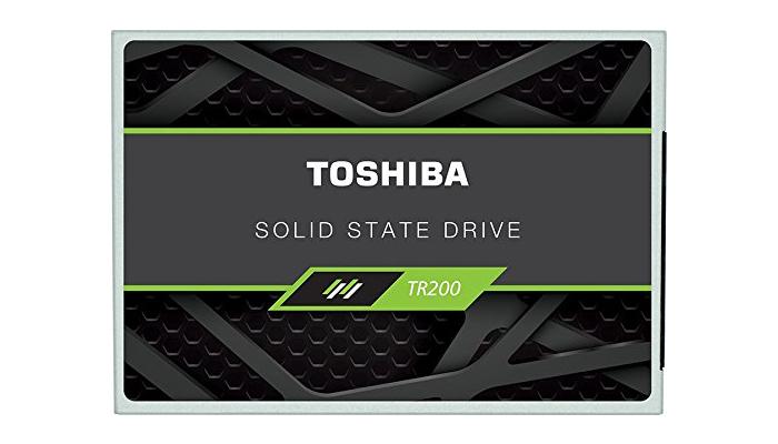 SSD Toshiba TR200 25SAT3-480G