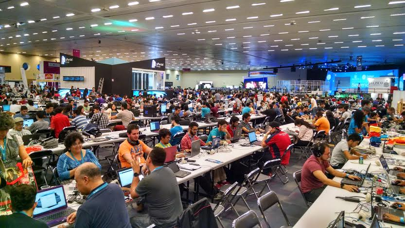 reverse mentoring campus party