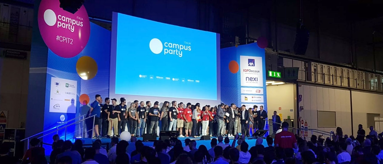 Campus Party Milano CPIT2