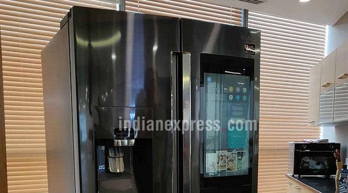 Samsung il nuovo frigo abbastanza intelligente da for Nuovo frigo samsung