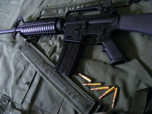 Stampa 3d dal 1 agosto potremo costruire fucili d 39 assalto for Progetti in 3d gratis