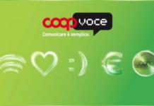 CoopVoce: 7 euro per avere tanti minuti e tanti SMS con connessione in 4G