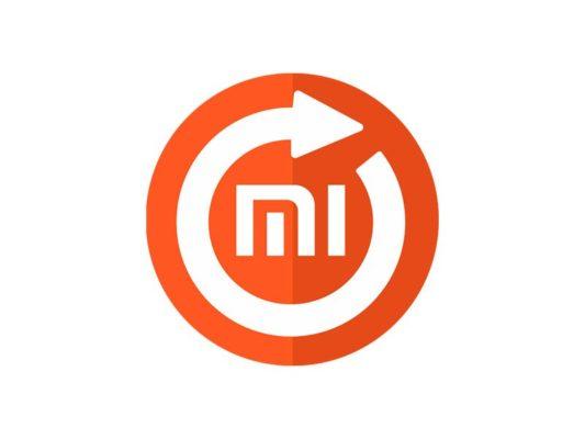 aggiornamento firmware Xiaomi
