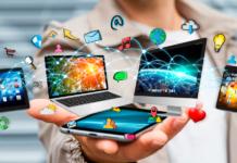 numeri tecnologia app smartphone