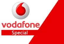 Torna in Vodafone Special Minuti 50 GB