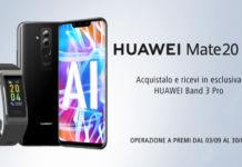 Huawei Mate 20 Lite: prolungata la promo con la Band 3 Pro in regalo, ecco come averla