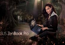 ASUS ZenBook Pro 15 UX580 in passerella con Moschino