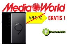 Mediaword regala Galaxy S9
