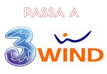 Passa a Wind 3 Italia