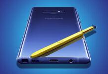 Samsung Galaxy Note 9 è il miglior smartphone per Consumer Reports