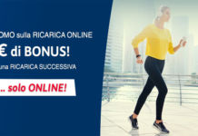 TIM Ricarica Online 19 e 20 settembre