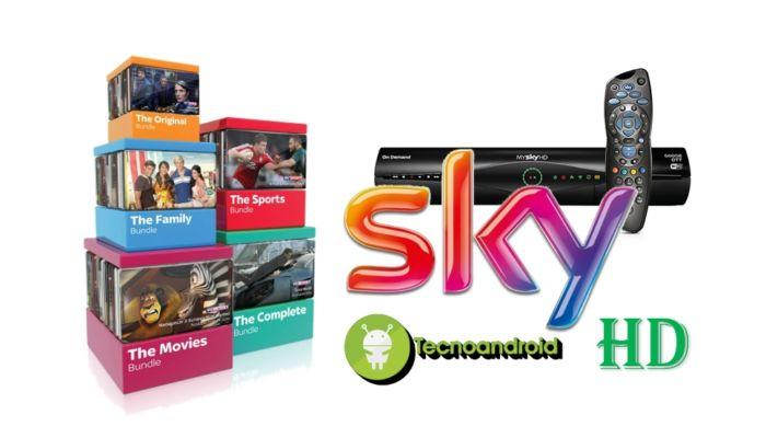 nuovi canali Sky TV Mediaset HD