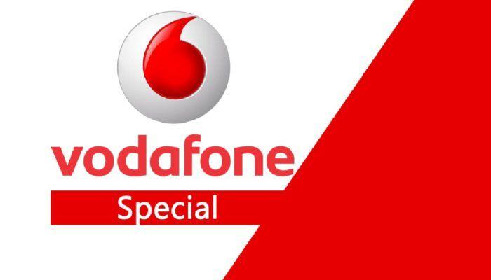 Torna con Vodafone: Special Minuti 30 GB a 8 euro fino al 5 Settembre 2018