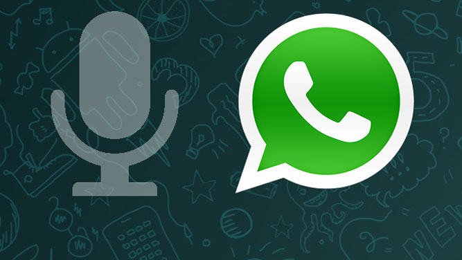 note vocali da whatsapp
