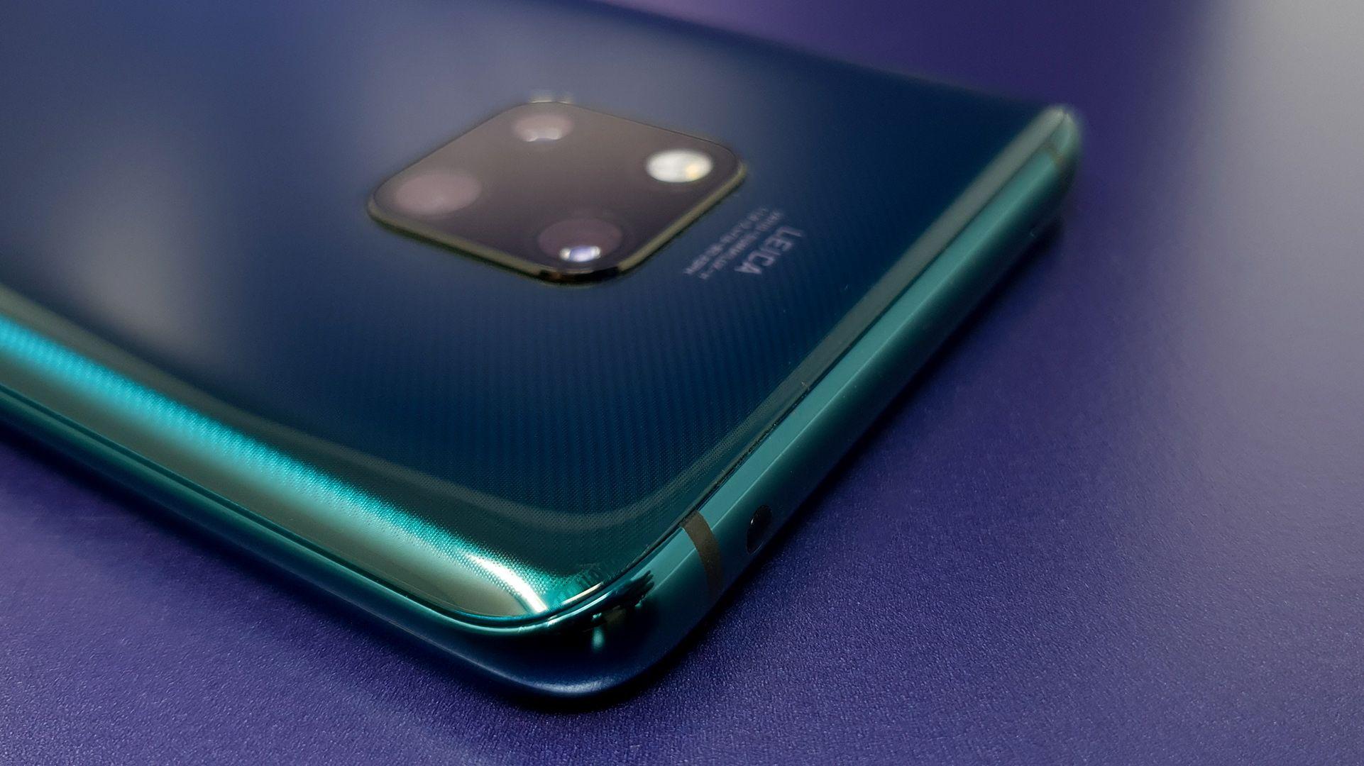 Huawei Mate 20 PRO: nuove info sull'AI, funzione HiVision ...