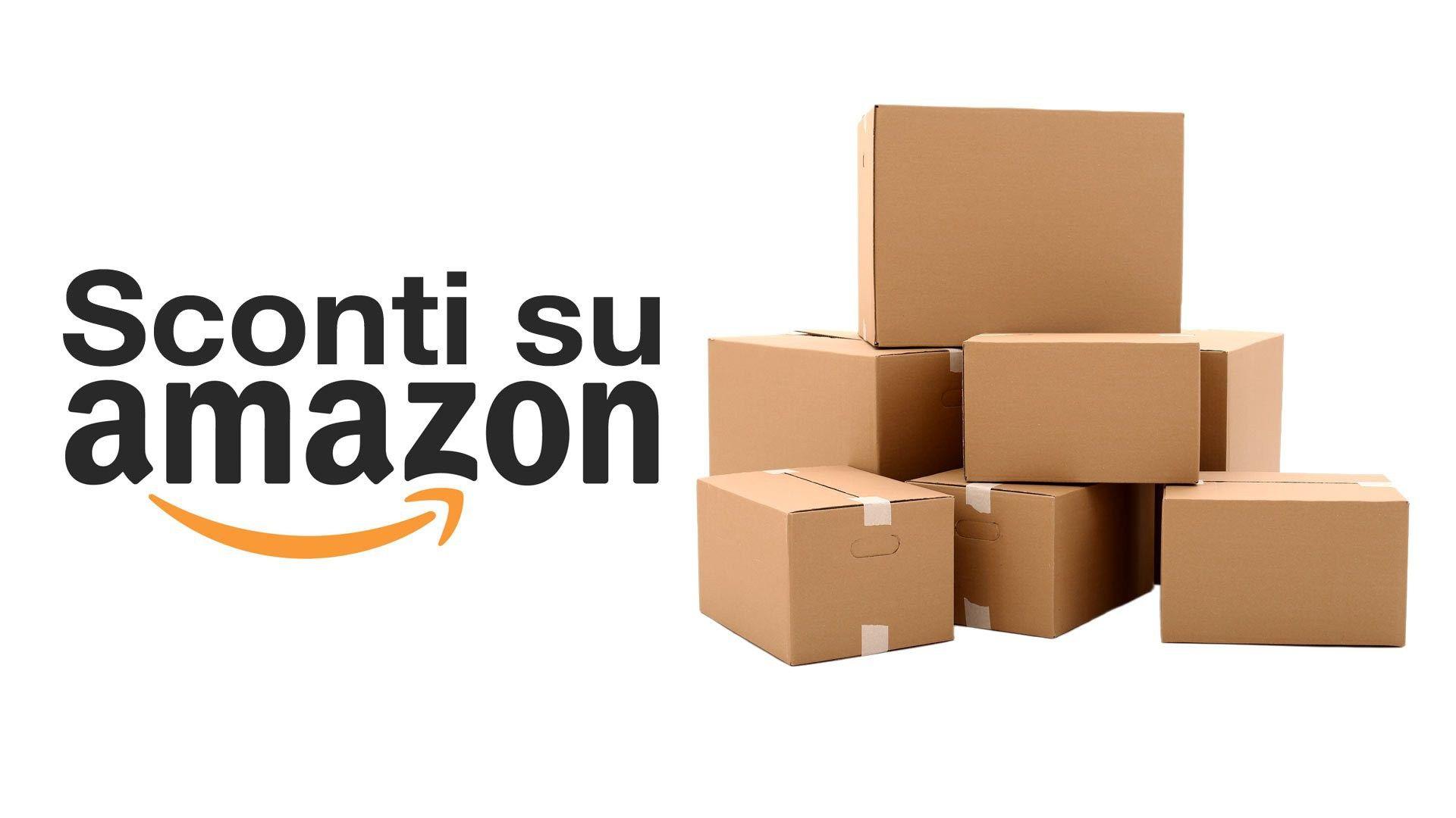 Amazon le 10 migliori offerte con i nostri codici sconto for Codici promozionali amazon elettronica