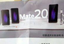 Huawei Mate 20 e Mate 20X con S Pen