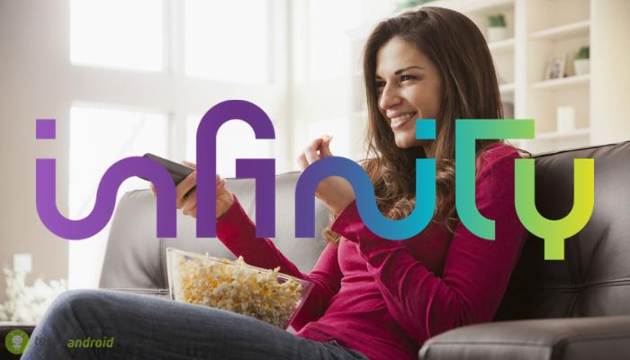 Infinity si stravolge: il rinnovato servizio IPTV tenta di