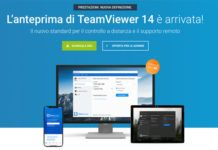 TeamViewer 14, la versione preview