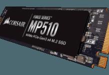 Corsair: il nuovo SSD MP510 costa meno di un 970 Evo ed è teoricamente più performante