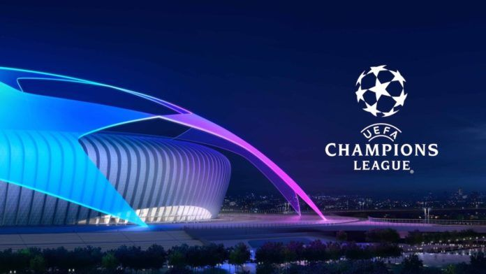 canale TV champions league 4K