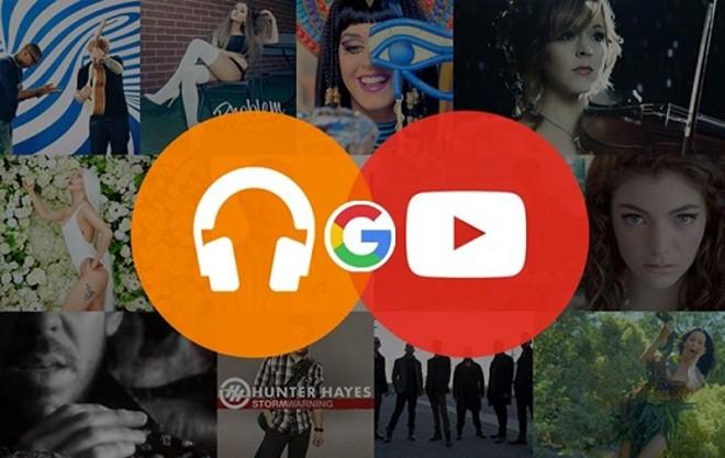 Youtube e Google Play Musica: come non pagare il doppio abbonamento