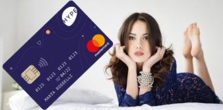 hype carta di credito